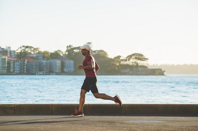 3ヵ月ジョギングを続け、段々モチベーションが下がってきているランナー