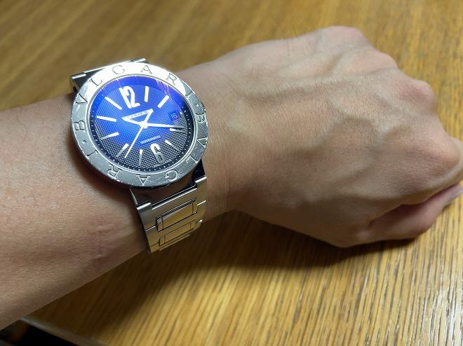 天才時計デザイナー『ジェラルド・ジェンタ』デザインのブルガリ ブルガリ